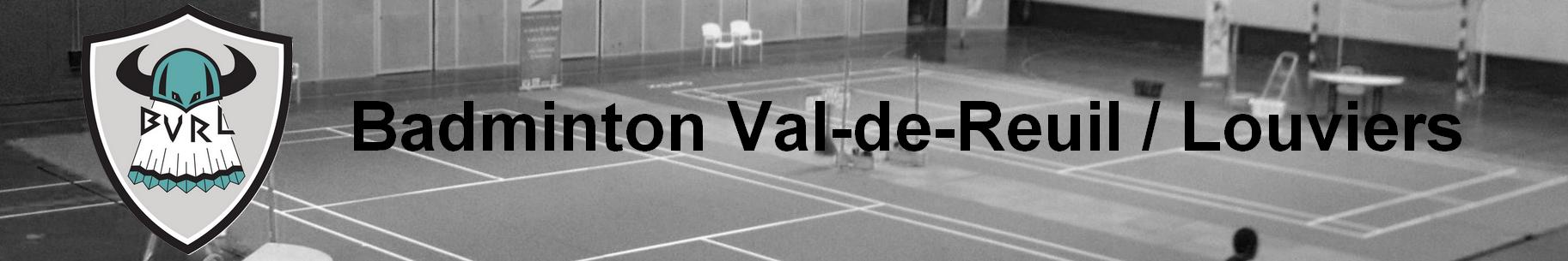 Badminton Val-de-Reuil / Louviers